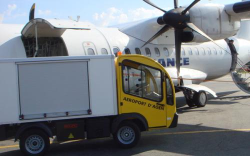 Last minute luggage transfer