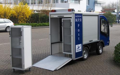 Logistics Netherlands